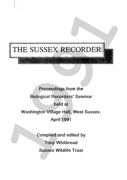 Proceedings - 1991