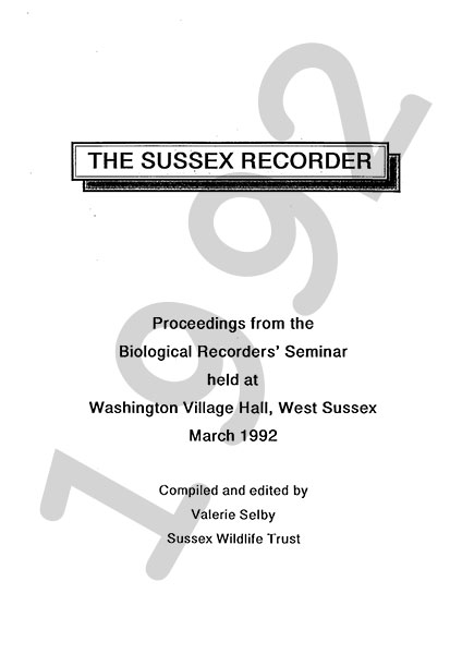 Proceedings - 1992