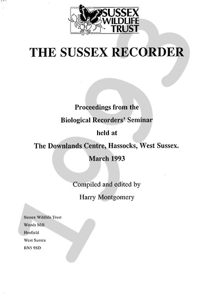 Proceedings - 1993