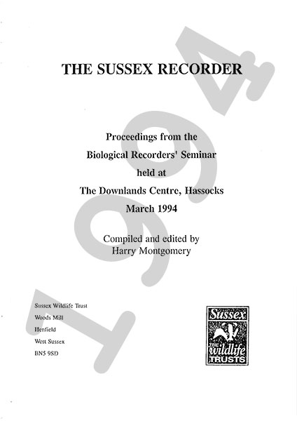 Proceedings - 1994
