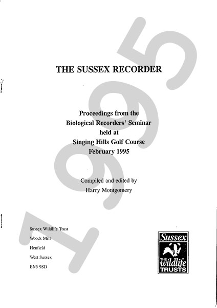 Proceedings - 1995